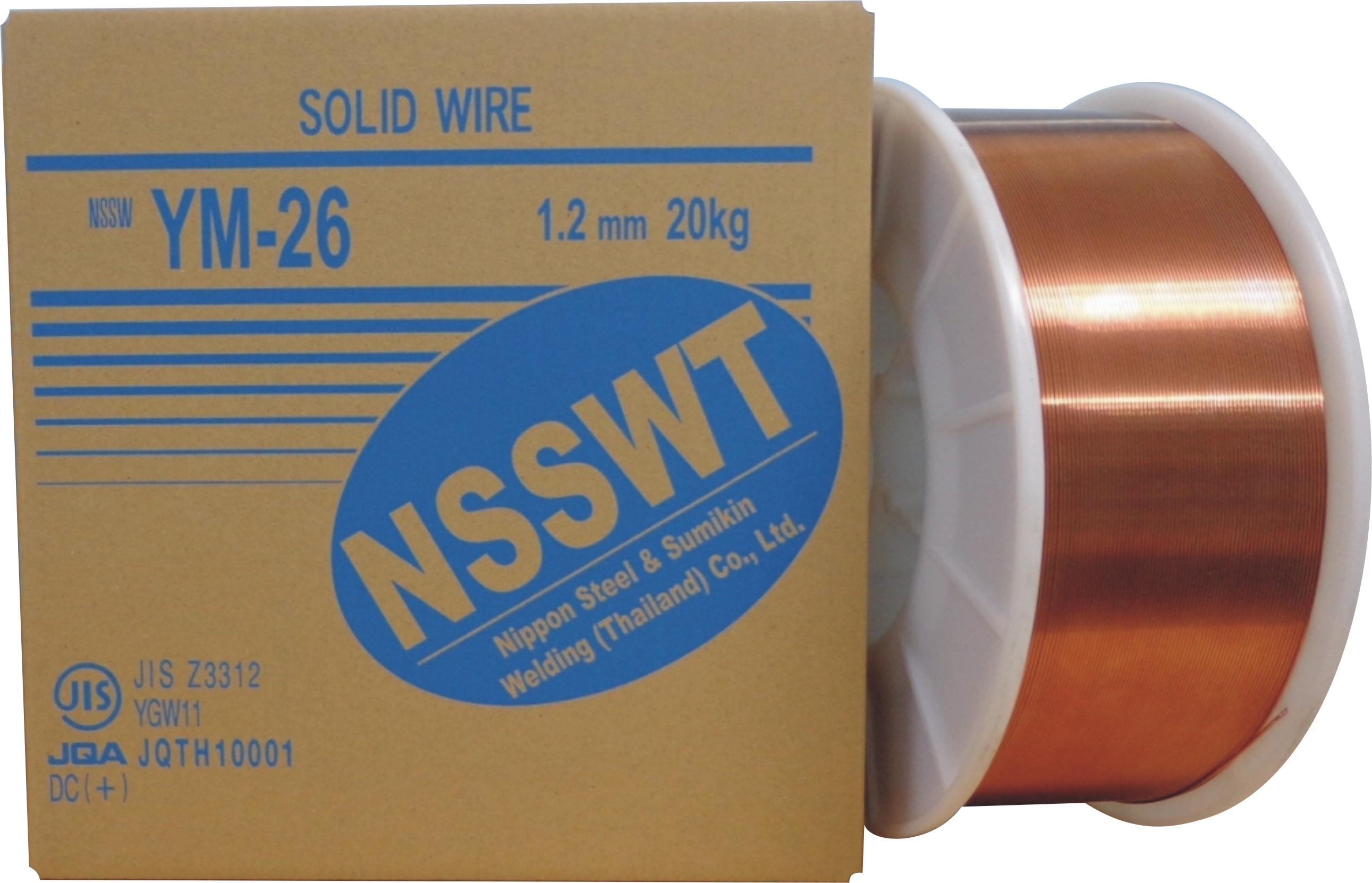 Dây hàn khí  NSSW YM-26